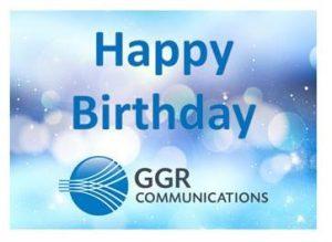 Happy Birthday GGR - 24 Years!