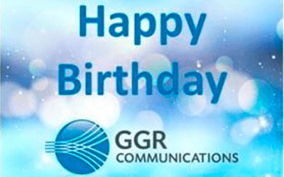 24 Years of GGR Communications!